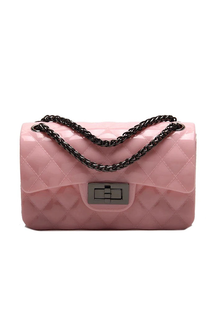 Beverly Jelly Bag - Blush