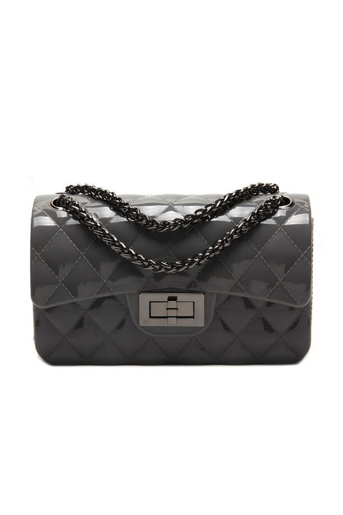 Beverly Jelly Bag - Charcoal