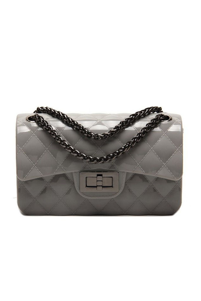 Beverly Jelly Bag - Grey