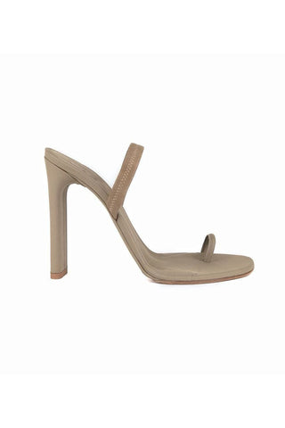 Barely There Mule - Taupe
