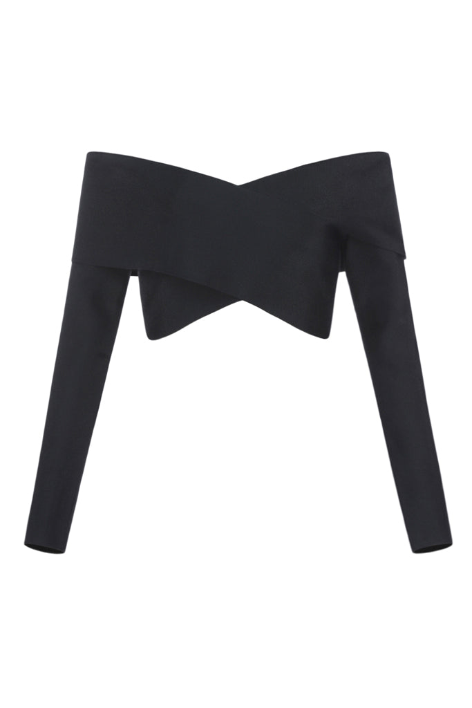 Asa Bandage Top - Black