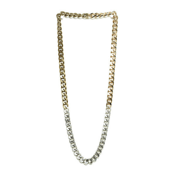 OMBRE CHAIN NECKLACE - LONG