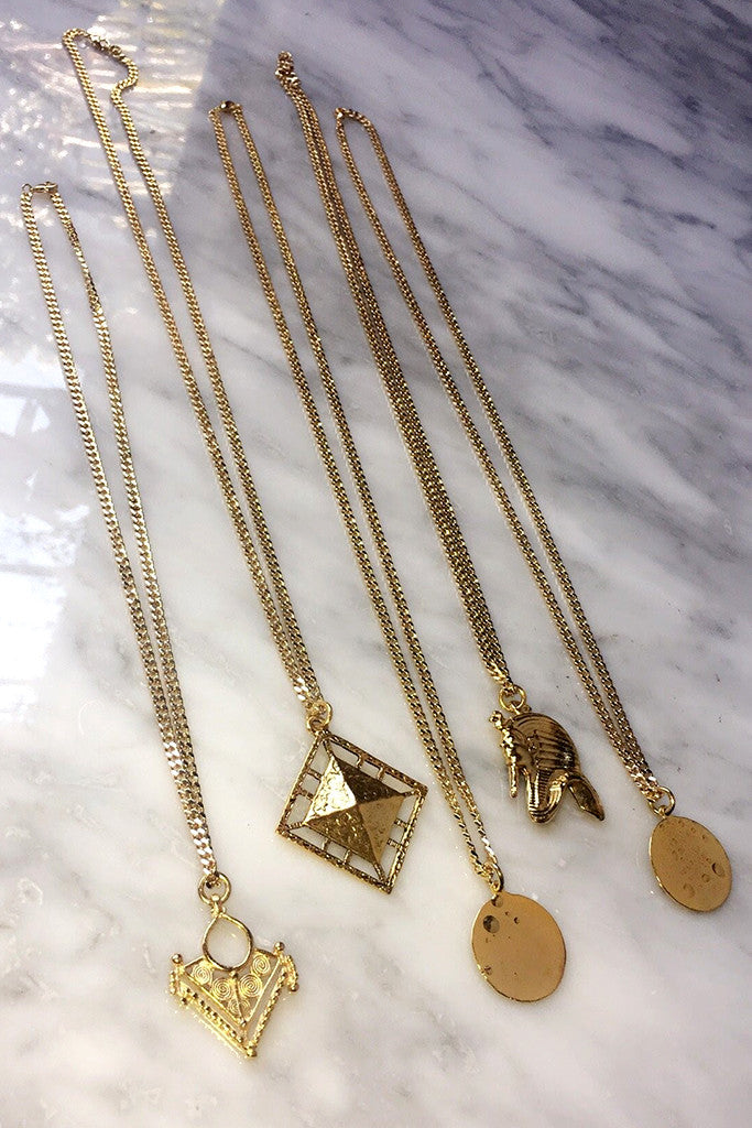 San Salvador Collection Necklaces