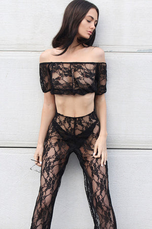 Risque Lace Set - More Colors