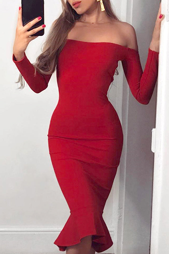 Meliana Bandage Dress