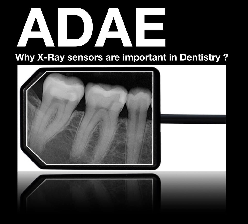 Why X Ray sensors are important in dentistry ?
