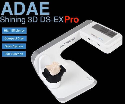 3D Dental scanners