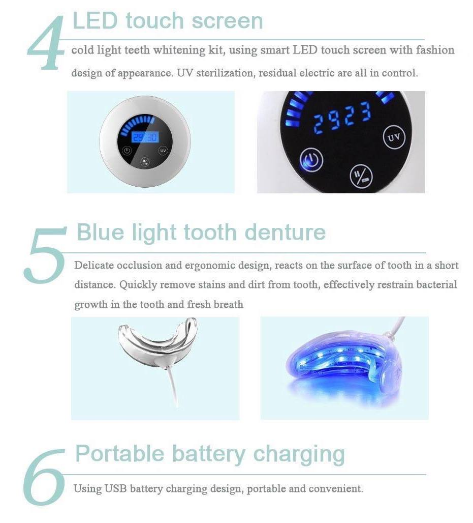 Adae Smart Teeth Whitening Kit With Uv Light Adae Dental Online