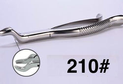 210# dental extraction forceps (2pcs) - ADAE Dental Online Store