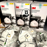 3M 9002V Masks - ADAE Dental Online Store