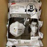 3M 9502V+ mask - ADAE Dental Online Store