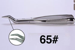 65# dental extraction forceps (2 pcs) - ADAE Dental Online Store