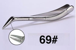69# dental extraction forceps (2pcs) - ADAE Dental Online Store