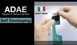 ERGONOM-X Self developing dental X-ray films -Made in Italy - ADAE Dental Online Store