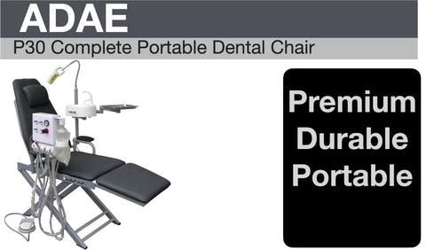 ADAE P30 complete portable dental chair