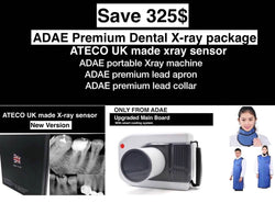 (4 in one) ADAE dental X ray package- Big Save - ADAE Dental Online Store