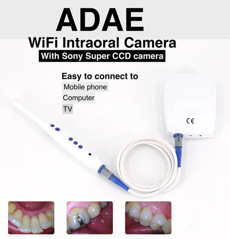 ADAE WiFi intraoral camera with Sony super CCD camera