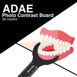 ADAE dental photo contrast black boards set - ADAE Dental Online Store