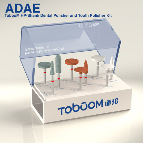 ADAE toboom HP-Shank Dental Polisher and Tooth Polisher Kit - ADAE Dental Online Store