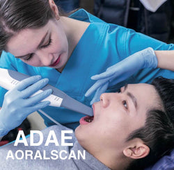 SHINING 3D Aoralscan intraoral scanner (New release only from ADAE) - ADAE Dental Online Store