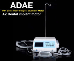 AZ dental implant motor with Swiss made surgical brushless motor - ADAE Dental Online Store
