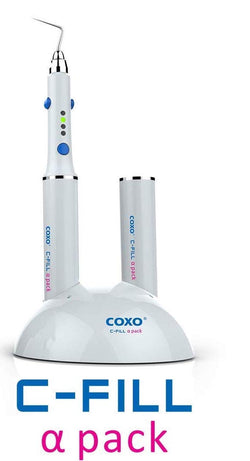 Coxo C-Fill α Pack Obturation pen