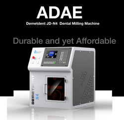 Demetdent JD-N4 dental Cad Cam milling machine (4 Axis) - ADAE Dental Online Store