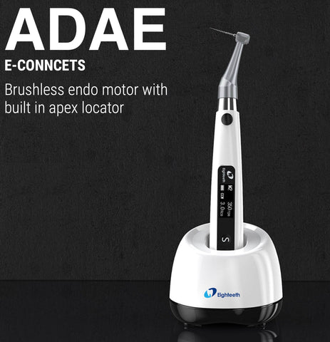 E-CONNCET S Cordless endomotor with apex locator - ADAE Dental Online Store