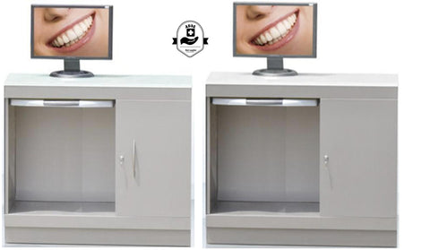 AD08-AD09 stainless steel dental furniture - ADAE Dental Online Store