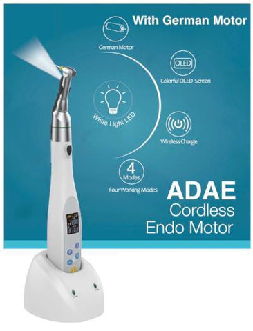 ADAE AD001-Pro Led cordless endomotor (On Sale) - ADAE Dental Online Store