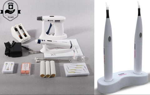 ADAE Endodontic premium package ( Obturation set+Double C blade cutter) - ADAE Dental Online Store