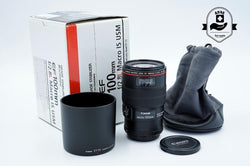 Canon EF 100mm F2.8 L IS USM Macro Lens - ADAE Dental Online Store