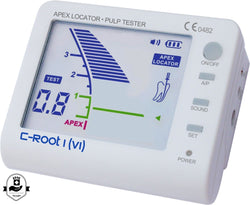 Coxo C-RootI VI apex locator with pulp tester - ADAE Dental Online Store