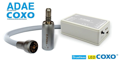 Coxo Electric micromotor system C-PUMA INT - ADAE Dental Online Store