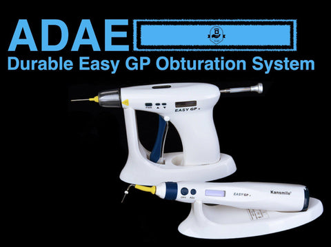 Easy GP cordless obturation system ( Pen and Gun)-On Sale - ADAE Dental Online Store