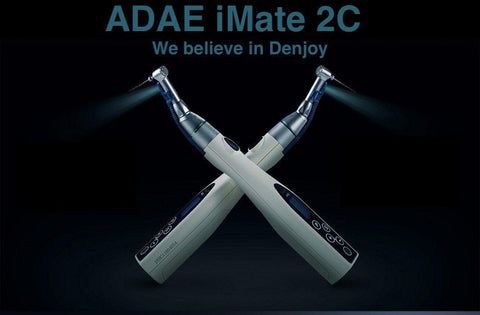 iM2C Cordless Endo Motor with LED with German motor - ADAE Dental Online Store