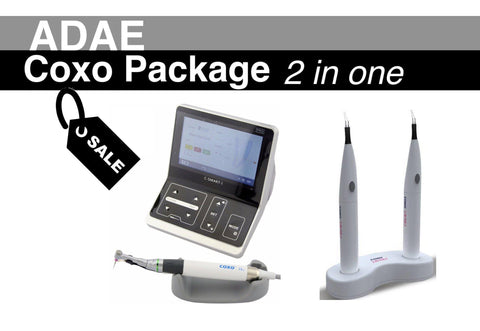 promotional Coxo package (2 in One) - ADAE Dental Online Store