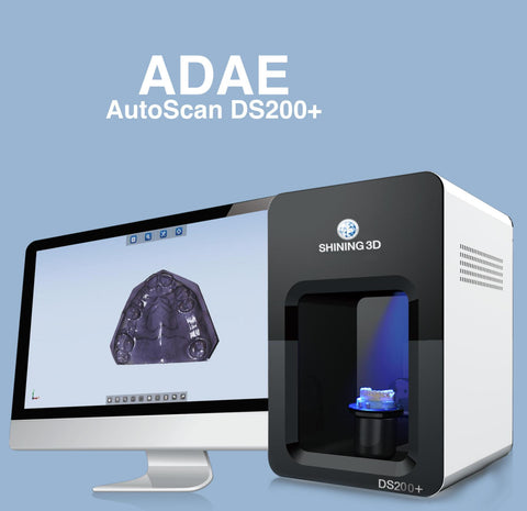 Shining 3D AutoScan DS200+ - ADAE Dental Online Store