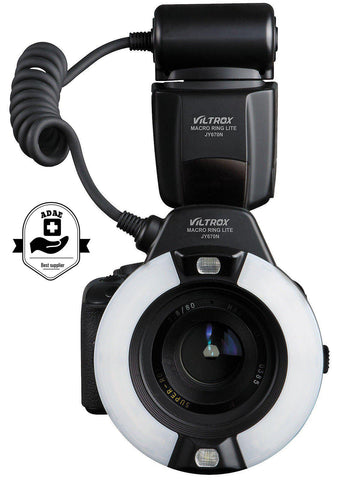 TTL Micro Ring Flash Compatible With (Nikon and Canon) - ADAE Dental Online Store