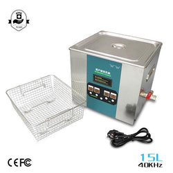 Ultrasonic cleaner (size 15L) - ADAE Dental Online Store