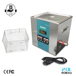 Ultrasonic cleaner (size 20L) - ADAE Dental Online Store