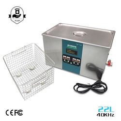 Ultrasonic cleaner (size 22L) - ADAE Dental Online Store