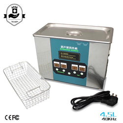 Ultrasonic cleaner (size 4.5L) - ADAE Dental Online Store