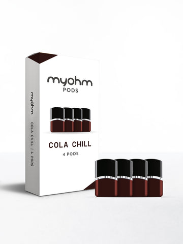 myohm - Cola Chill 4pk