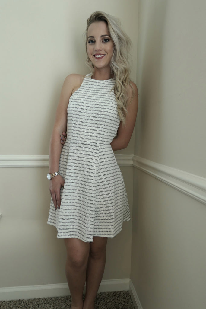 Stripes are in-Dress