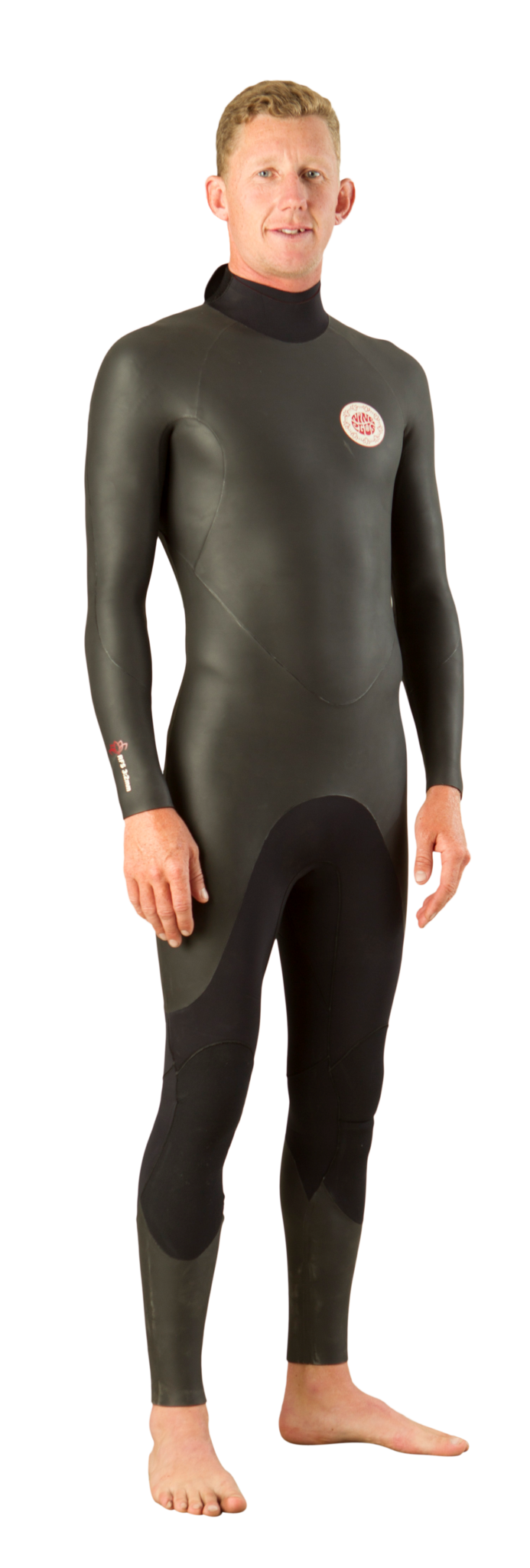 NWS-RFS32 | Retro Fullsuit 3/2mm (without nylon underarm)
