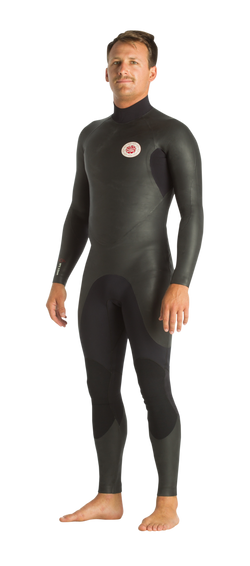 NWS-RFS32 | Retro Fullsuit in 3/2mm (nylon underarm) [BNWOT]