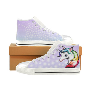 Kids Unicorn Shoes - UnicornsAreAwesome