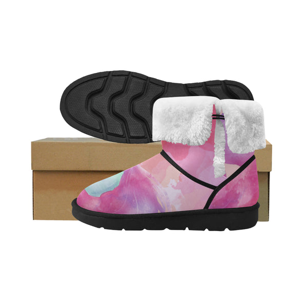 Magical Unicorn Snow Boots (Women's) - UnicornsAreAwesome