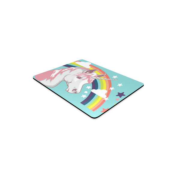 Unicorn - Mouse Pad Rectangle Mousepad - UnicornsAreAwesome